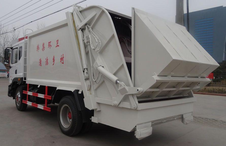 东风5吨压缩式垃圾车报价