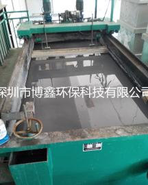 定制印染厂高浓废水溶气式气浮机3T/H除油除渣效果好