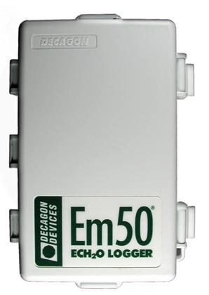 EM50 / EM50G 土壤温湿盐监测系统和数据采集器