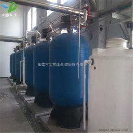 钠离子交换软水器 降低硬度水处理设备 抗结垢软化水设备