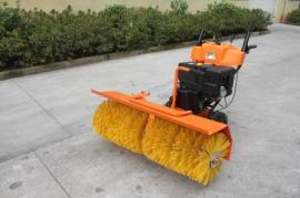 P15专业多功能小型扫雪机手推式抛雪机