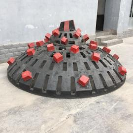 4.2X12米含铜污泥烘干烧结机盘塔