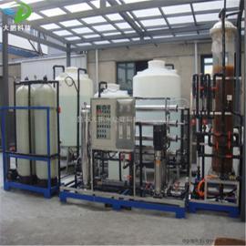 洗衣液用去离子水设备 工业用去离子一级反渗透设备