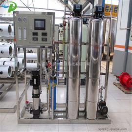 全自动不锈钢反渗透纯水设备 食品 /医药生产用纯水处理设备