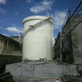 现货定制污水处理生化系统UASB厌氧罐 产生剩余污泥少