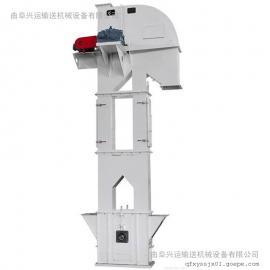 滑石粉瓦斗式上料机推荐 环链斗式提升机图片提供