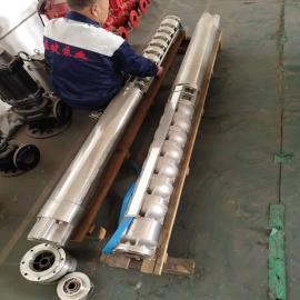 东坡温泉用耐高温潜水泵-变频供水泵组