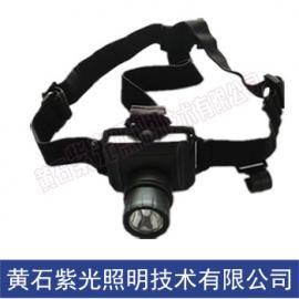 YJ1012便携式头灯户外LED充电式头灯