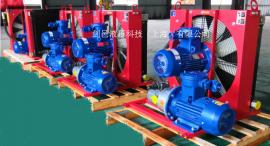 煤矿矿井设备用防爆型独立循环液压油风冷却器