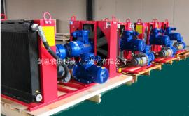 剑邑液压ELDL-A-8防爆型石油机械液压系统风冷却器散热器