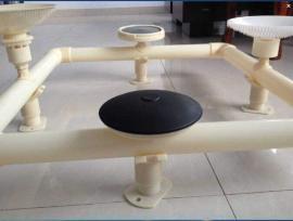 增大污水处理量曝气头 215微孔曝气器实体销售
