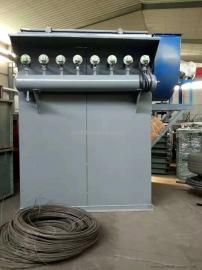 水泥仓顶除尘器脉冲单机除尘器结构示意图洁源提供