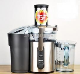 澳洲Breville/铂富 BJE500 大功率榨汁机多功能全自动水果蔬机