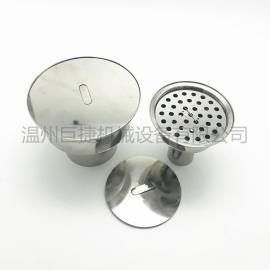 不锈钢防逆流洁净地漏 卫生级地漏