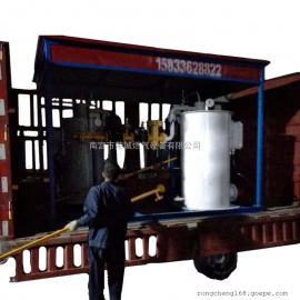荣铖燃气设备1000立方LNG电辅热调压撬整体撬装