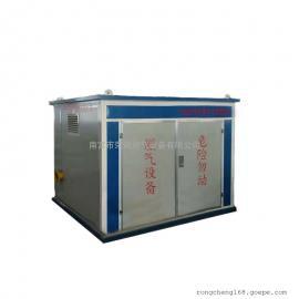 荣铖燃气设备CNG3000立方电热式减压稳压装置 供气设备