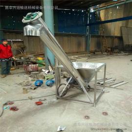 化工厂食盐颗粒螺旋提升机新型 混凝土装车上料机