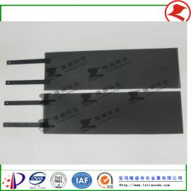 蚀刻液回收铜电极,钛网阳极板,蚀刻液回收铜用阳极板