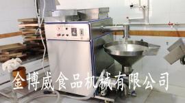 千页豆腐去泡机提高千叶豆腐弹性韧性口感和外相灌盘省人工