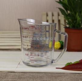美���M口CAMBRO 量杯 500ml 塑料不碎量杯 聚碳酸酯量杯