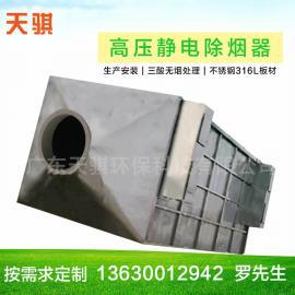 湿式静电除雾器 高压静电除烟设备