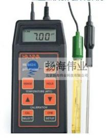 HI8424酸度pH-氧化还原ORP-温度°C测定仪