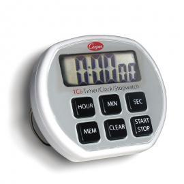 美国Cooper-ATKINS TC6 24小时电子计时器 (正倒计时)进口定时器