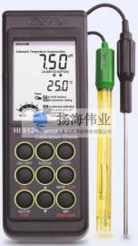 HI9126酸度pH-氧化还原ORP-温度°C测定仪