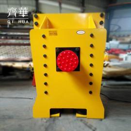 齐华QHQD系桥门式起重机防脱轨防啃轨装置新型专利夹轨器