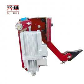 齐华YFX系桥门式起重机防风铁楔制动器新型安全防护夹轨器