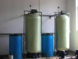 2吨每小时全自动锅炉软化水设备