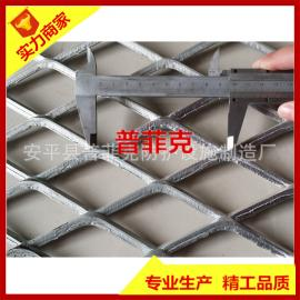 金属钢板网 不锈钢菱形装饰网 铝拉网 吊顶天花冲孔拉伸网