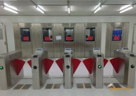 防静电翼闸三辊闸防客系统务票系统闸机