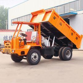 低矮型磷矿用六轮四不像车 改装四不像井下运输车