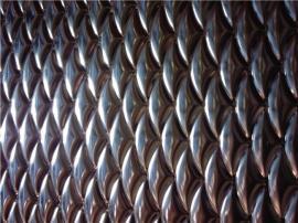 不锈钢金属吊顶不锈钢金属背景墙现代不锈钢装修装饰凹凸压花板