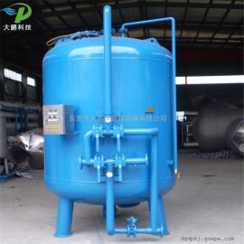 多介质过滤器 机械过滤器 砂碳过滤器 石英砂过滤器