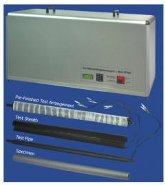 德国Lambda蓝姆达λ-Meter RP1000管道热导率测试仪