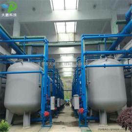 井水除铁锰净化过滤器 地下水除铁锰净化过滤器销售