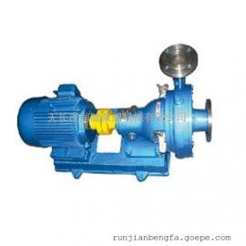 PW/PWF型污水泵 杂质泵 卧式单吸悬臂式离心泵 耐腐蚀泵