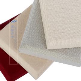 境象声学优质软包吸音板影院墙面吸音材料布料饰面25mm