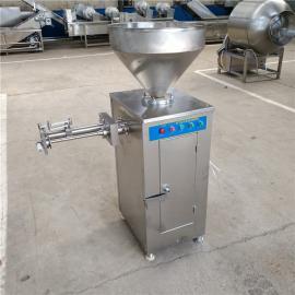 气动定量扭结灌肠机 全自动扭结灌肠机