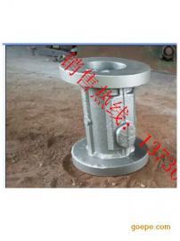 气体涡轮流量计壳体锻件 多向模锻工艺 大型模锻加工 非标锻件