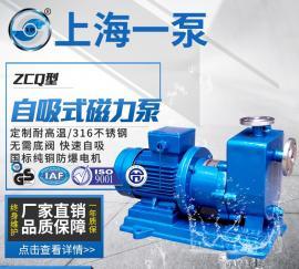 ZCQ自吸卧式磁力泵