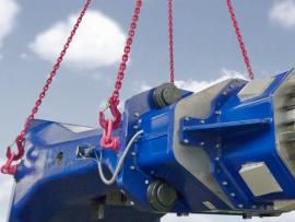 德国RUD进口120级四肢链条吊具吊装VIP-G4原装路德100级索具配件