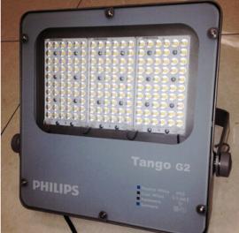 飞利浦LED防水防尘灯具BVP281 40W/80W/120W耐热钢化玻璃