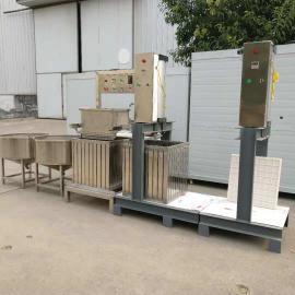 制作豆腐干机械订购盛隆用电用气小豆腐干机器做豆腐干机器视频