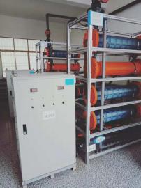 次氯酸钠发生器余氯达标-农村饮用水消毒设备
