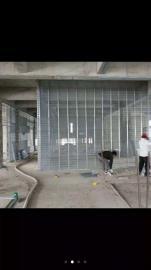 建筑墙体免拆模板网@镀锌灌浆网模@有筋扩张网