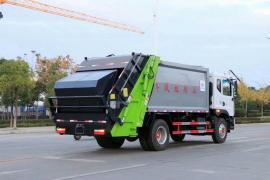 9吨垃圾车10吨LAJICHE