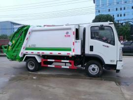 东风垃圾车解放垃圾的的